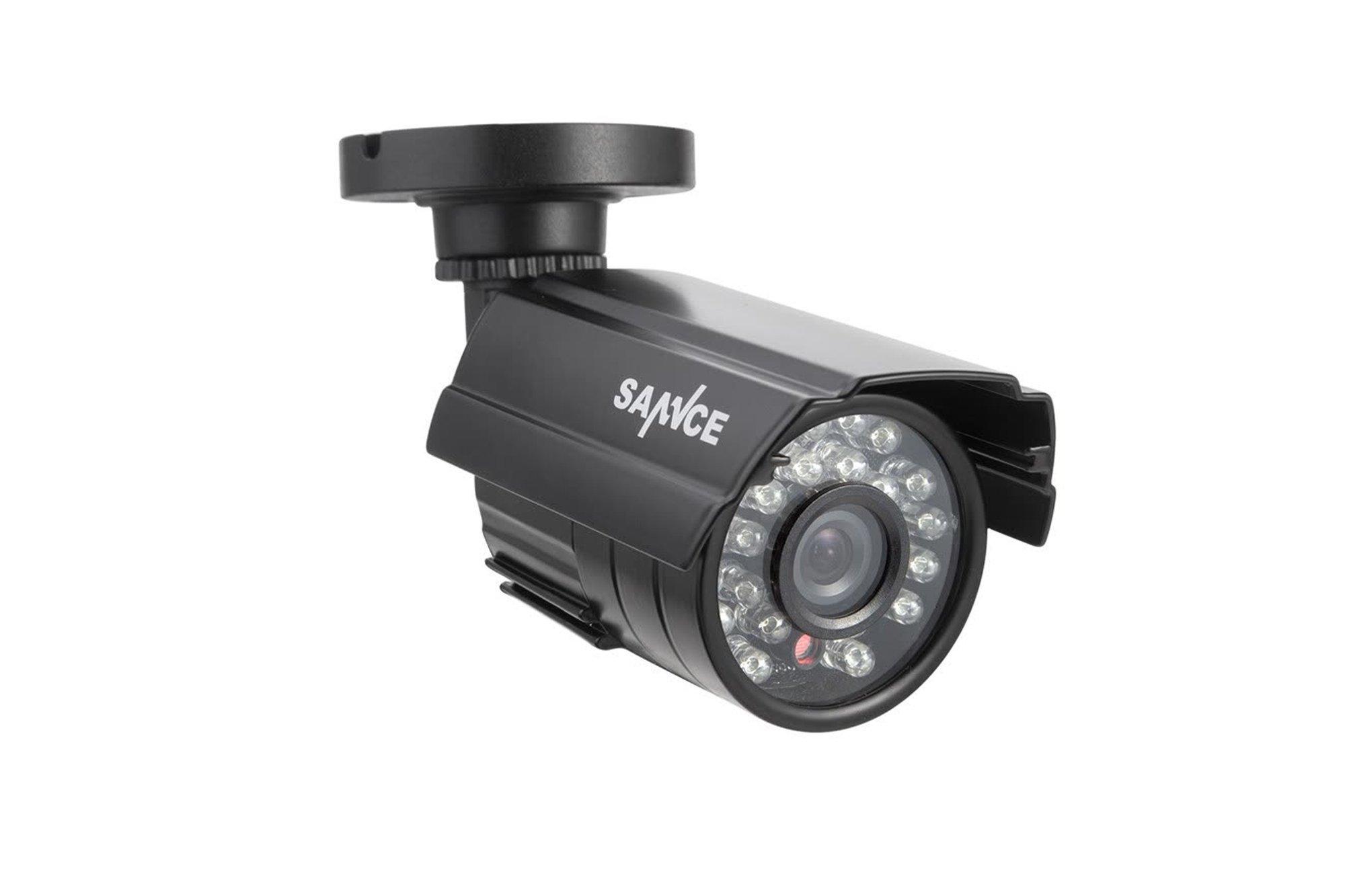 Sannce C71K 1/3 CMOS 900TVL IR IP66 Surveillance Camera