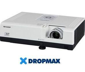 Sharp PG-D2500X projector