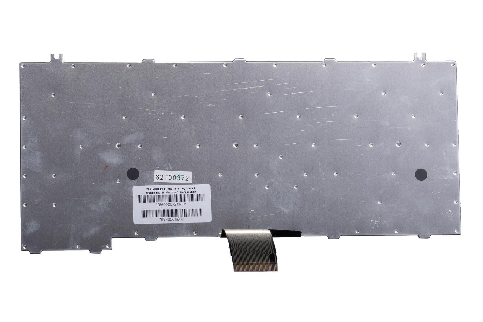 Keyboard Toshiba G83C0003X210 (France)