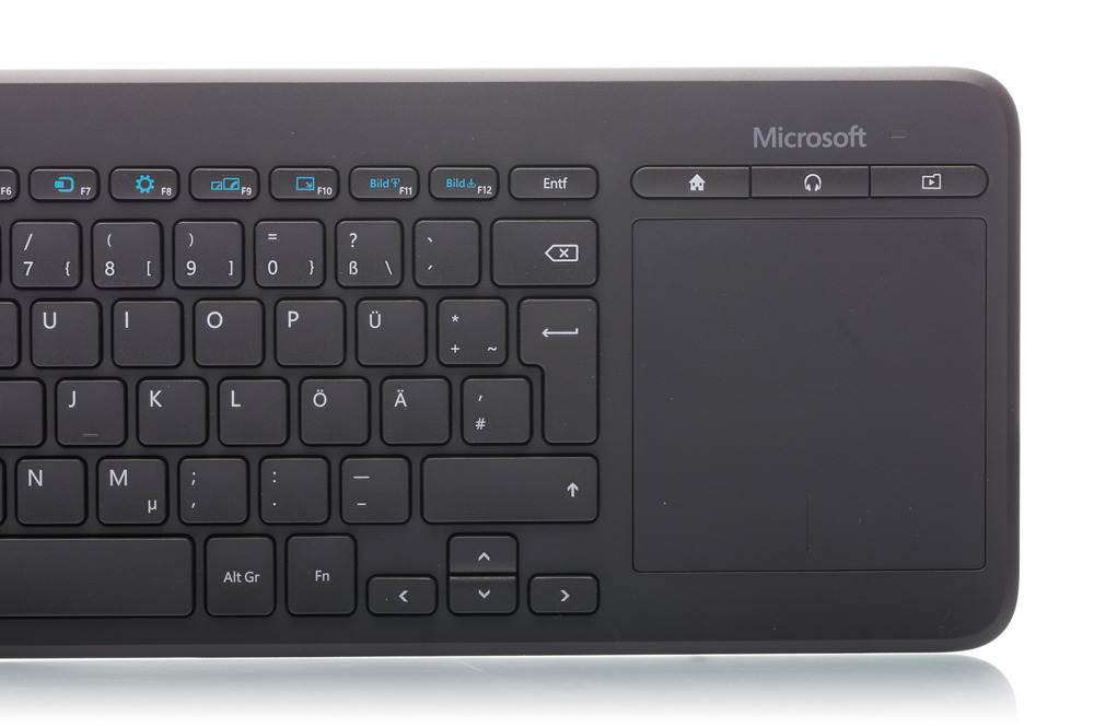Microsoft All-in-One Media Keyboard (German)