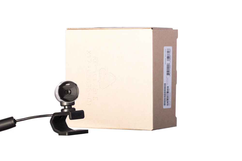 Microsoft LifeCam Studio for Business Webcam Audio, Hi-Speed USB 5WH-00002