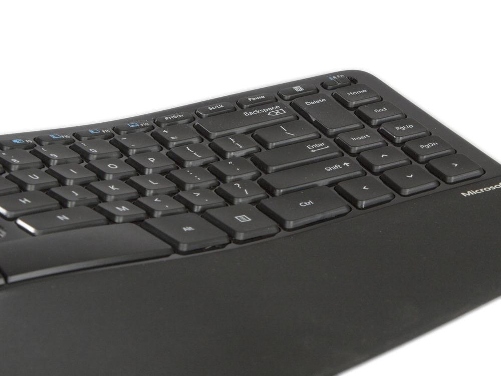 Microsoft Sculpt Ergonomic Desktop (UK104 / British)