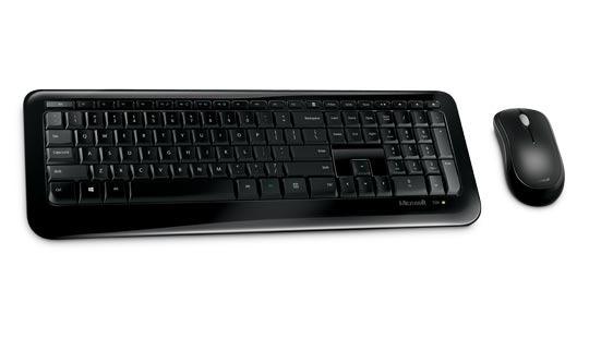 Keyboard + Mouse Set Microsoft Wireless 850 Desktop (Swiss) PY9-00023