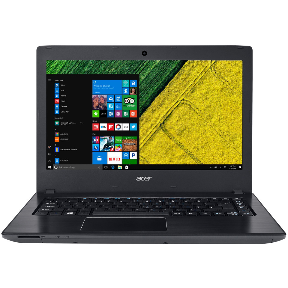 "Notebook Acer Aspire 1 14"" N3350 4GB RAM 64GB eMMC"