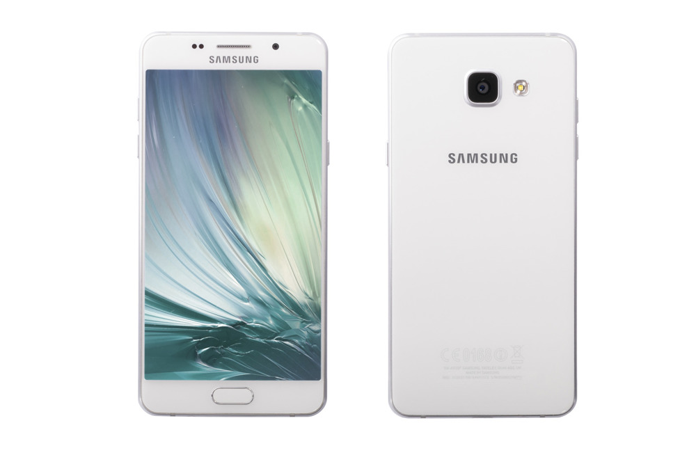 Samsung Galaxy A5 (2016) 16GB White SM-A510F Grade B replacement box