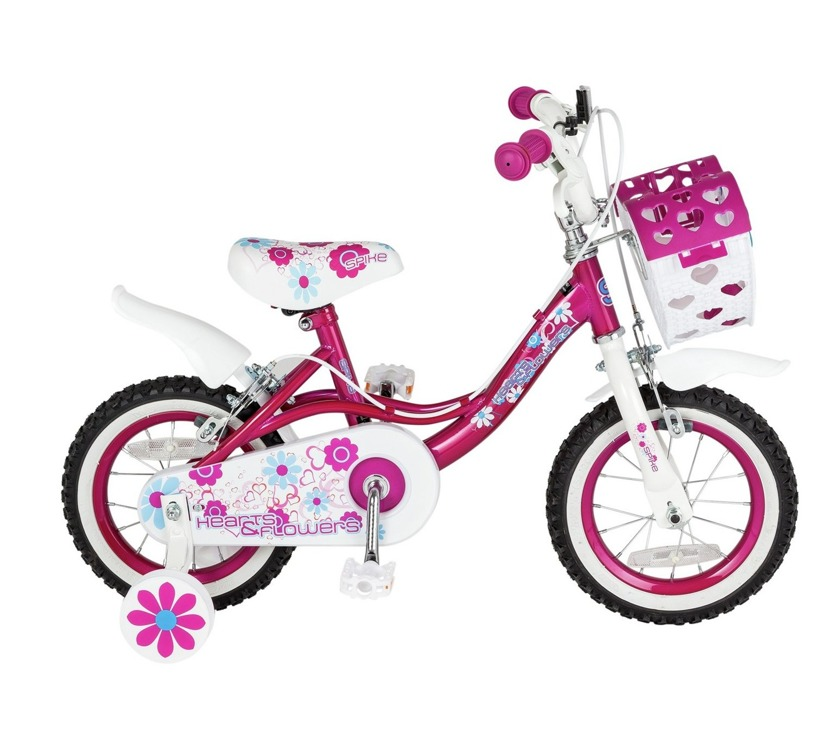 Spike 12 Inch Kids Bike Basket