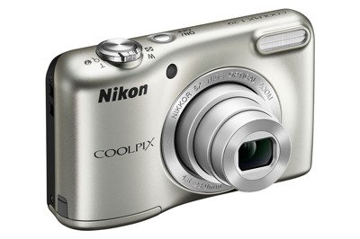 Nikon Coolpix A10 Silver - NEW