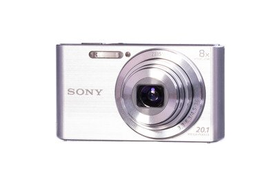 Sony Cyber-shot DSC-W830 Compat Camera 20.1Mpx Zoom 8x Silver Grade C