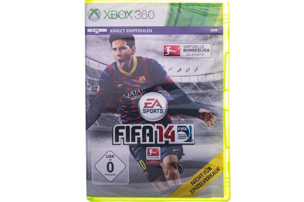 Gra FIFA 14 Xbox 360 (ENG) E4H-00124
