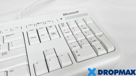 Klawiatura Microsoft Wired 600 (UK104)