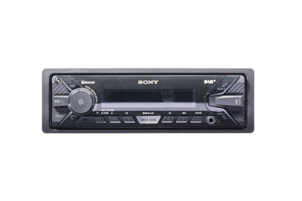 Radioodtwarzacz samochodowy Sony DSX-A500BD