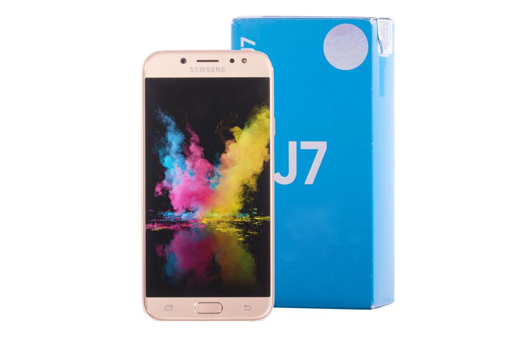 Samsung Galaxy J7 (2017) Gold SM-J730F/DS Grade C