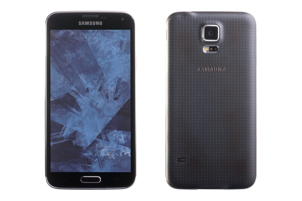 Samsung Galaxy S5 16GB Charcoal Black SM-G900F Grade B