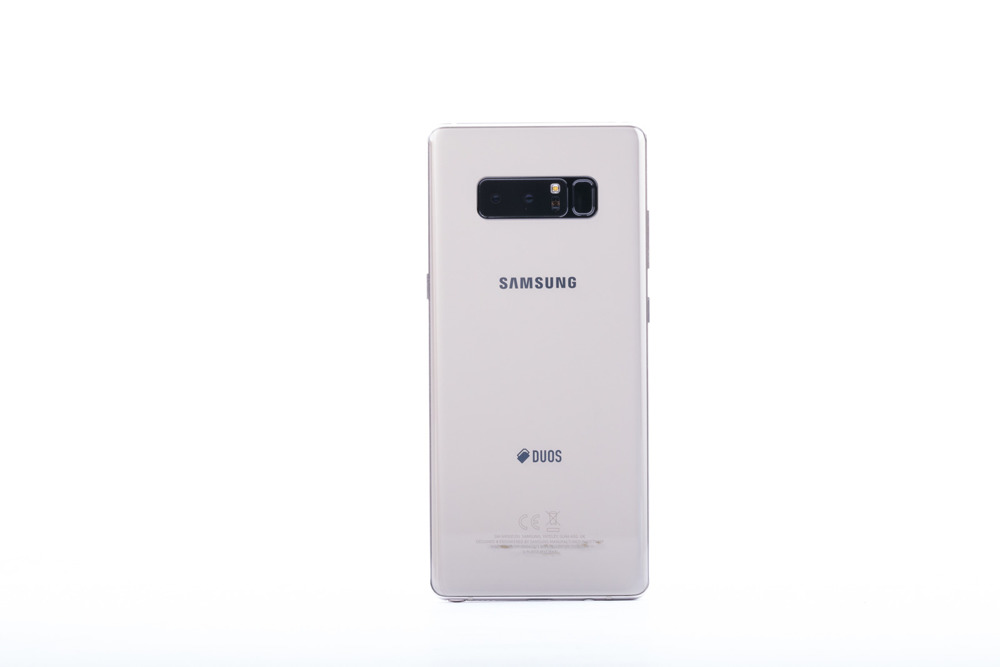 Telefon Samsung Galaxy Note 8 Duos Maple Gold SM-N950F/DS