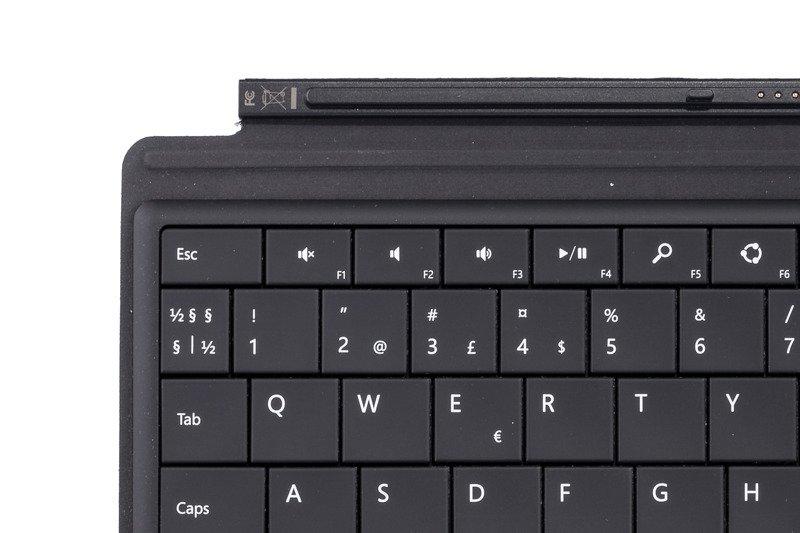 Klawiatura Microsoft Surface Type Cover nordycka