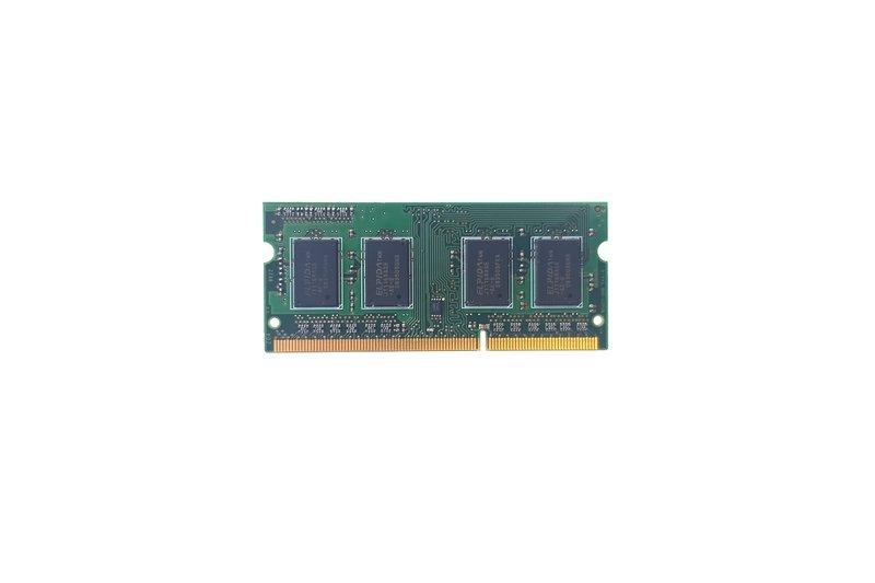 Pamięć SODIMM RAM Elpida 1GB DDR3 PC3-8500S