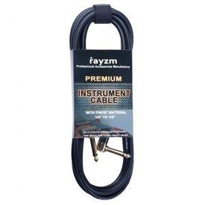 kabel RAYZM 5m 6.3mm Jack Gitarowy